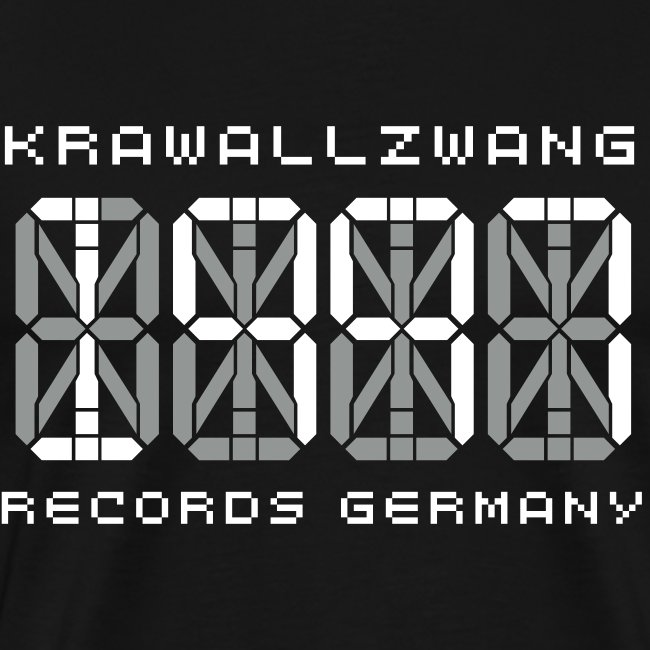 KWZ Records Germany since 1997( Flockdruck)