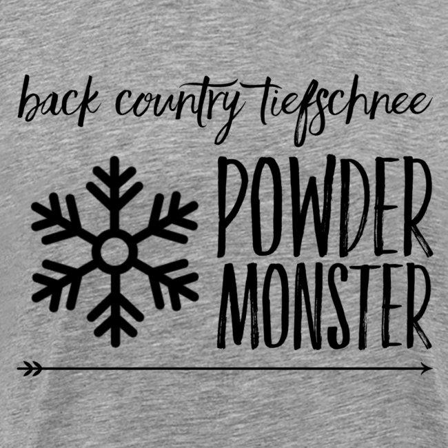 Powder Monster