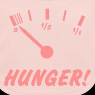 Motiv ~ Hunger - Baby Bio-Lätzchen
