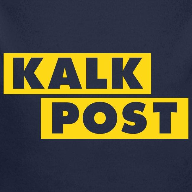 Body mit Kalk Post Balken
