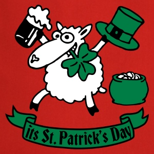 st_patricks_sheep_b Kookschorten - Keukenschort