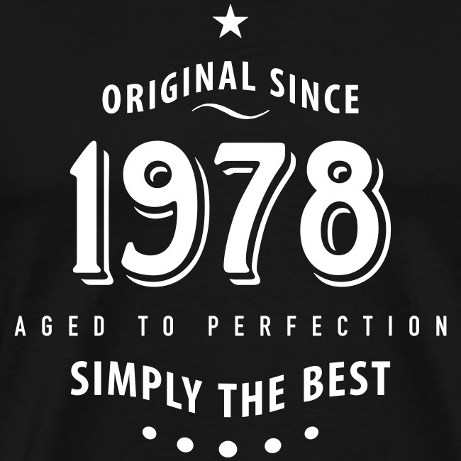 mein online shop original since 1978 simply the best 40. Black Bedroom Furniture Sets. Home Design Ideas