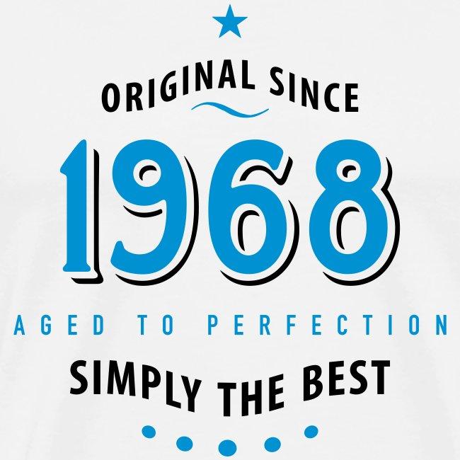 T Shirts Online Kaufen Original Since 1968 Simply The Best 50