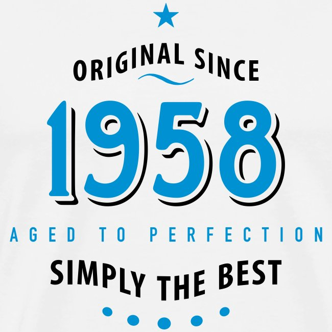 Mein Online Shop Original Since 1958 Simply The Best Aged To