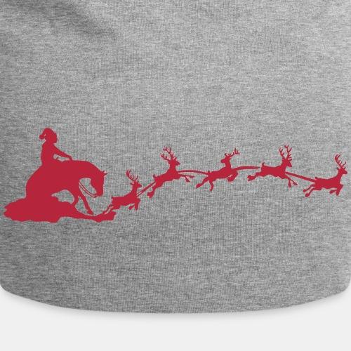 Sliding Santa Nikolaus