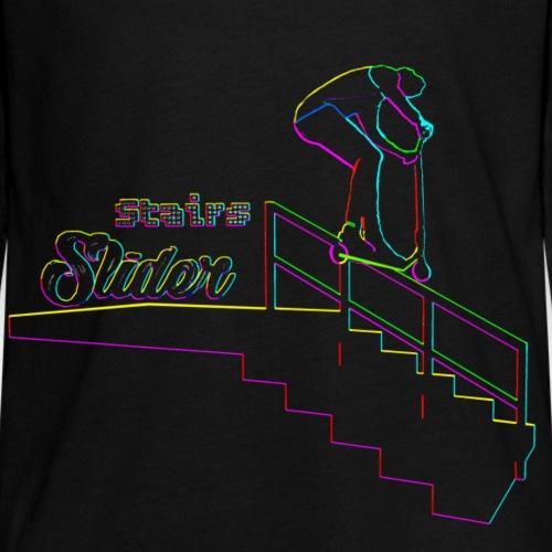 Stairs Sliders Techno