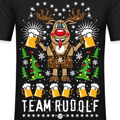 107 Team Hirsch Rentier Rudolph Rudolf Bier Beer