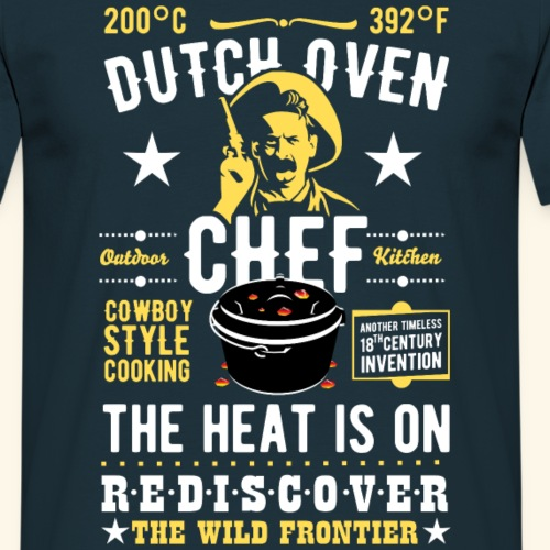 Dutch Oven, Outlaw, clean