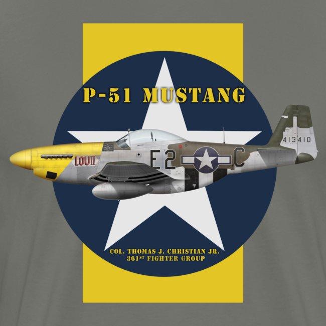 P-51 Lou IV