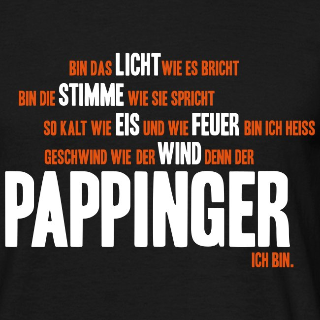 Pappingerformel I