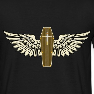 Noir Angel tobacco T-shirts - T-shirt Homme