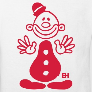 Clown - Kinder Bio-T-Shirt