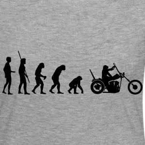 Evolution Chopper Rückwärts