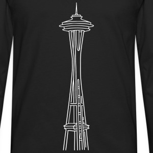 """Space Needle"" in Seattle"