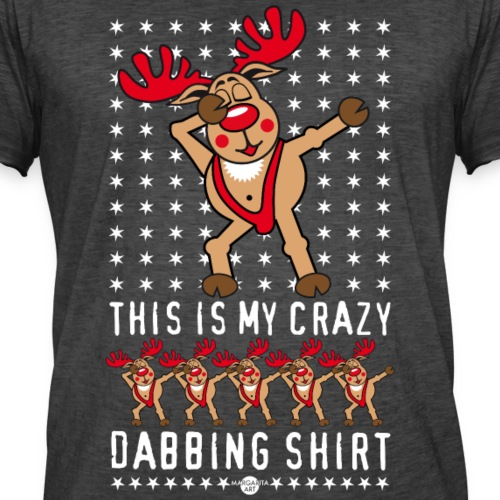 115 Hirsch Rudi My Crazy Dabbing Shirt Rentier Dab