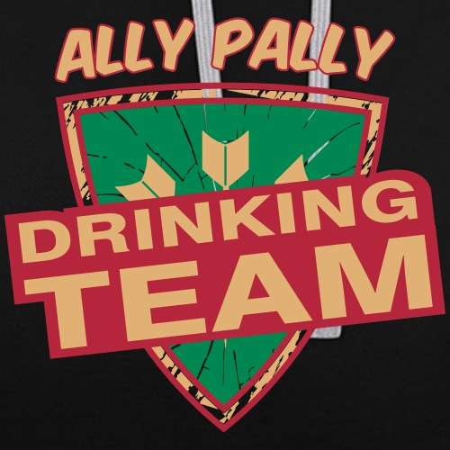 Ally Pally Drinking Team