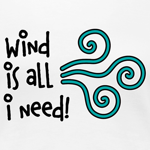 Wind is all