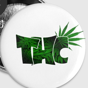 THC - Badge moyen 32 mm