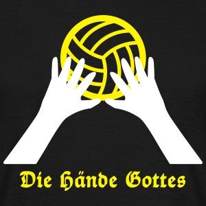 VolleyballFREAK Hände Gottes