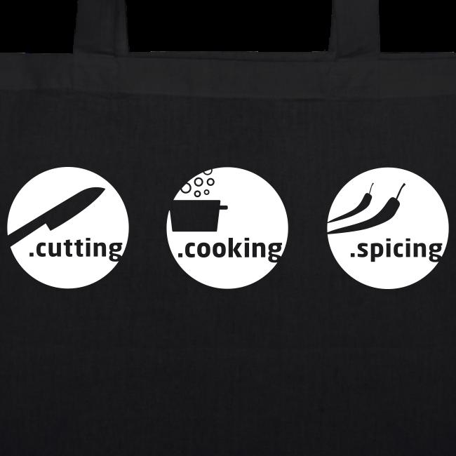 dot.cooking.3 // bio.stofftasche
