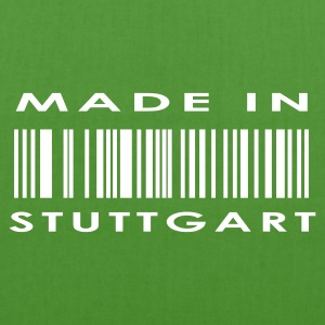 Leaf green Stuttgart Bags  - EarthPositive Tote Bag