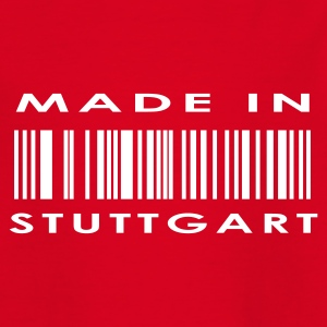 Red Stuttgart Kids' Shirts - Teenage T-shirt