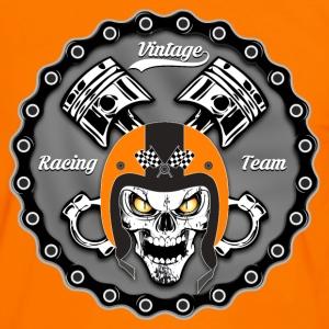 Vintage Skull Racing Team