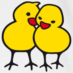 Chicks in Love T-shirts - T-shirt tonåring