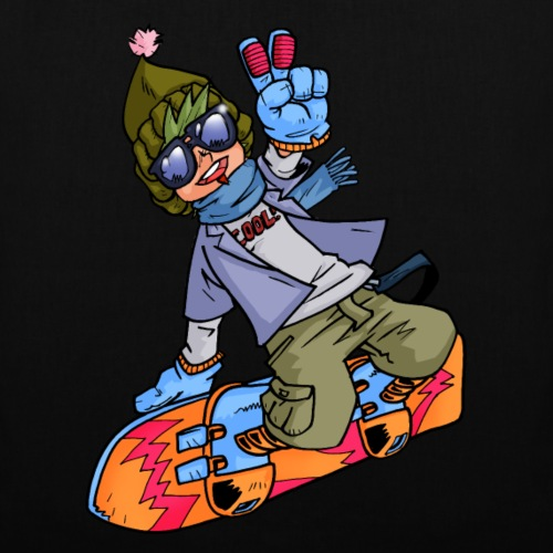 Manga Snowboarder 2