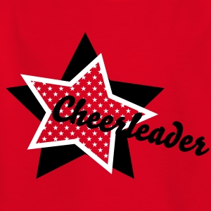 Cheerleader- Shirt - Teenager T-Shirt