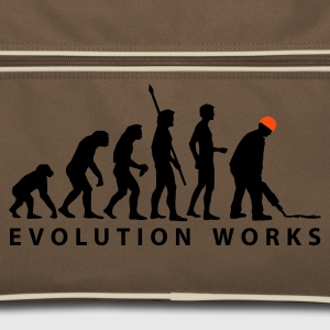 evolution_bauarbeiter_b_2c Bags  - Retro Bag
