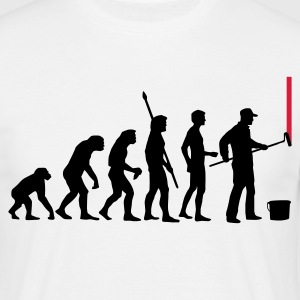 evolution_maler_a_2c T-Shirts - Men's T-Shirt