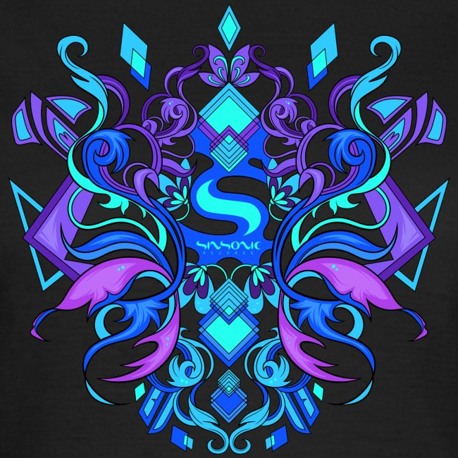 T-Shirt Woman- Sinsonic Limited edition