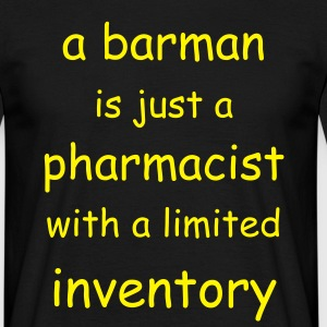 Barman/Pharmacist - Men's T-Shirt