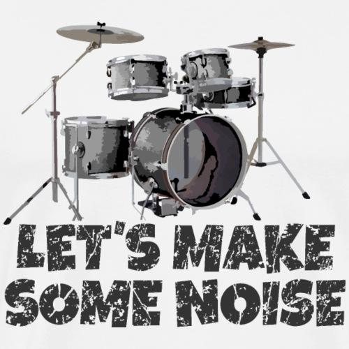 Let's make some noise - Drummer Drum Kit
