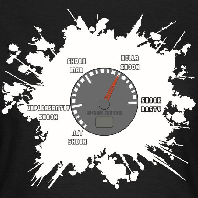 SHOOK Meter! (Ladies)