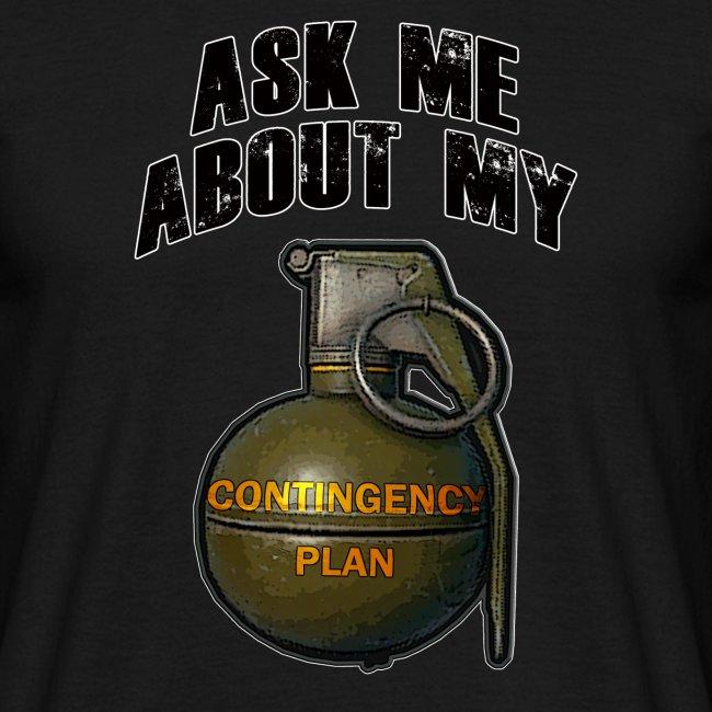 Contingency Plan!