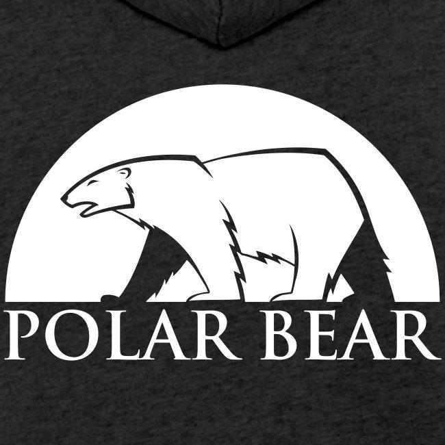 Sweat Polar Bear, Design recto-verso