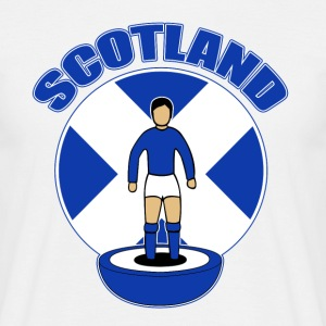 White scotland Men's T-Shirts - Men's T-Shirt