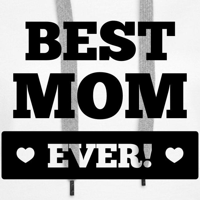 Die beste Mutter jemals Hoodie