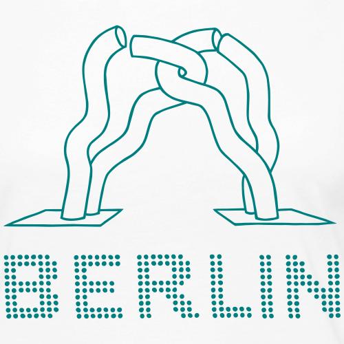 BERLIN Punktschrift