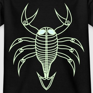 Scorpionshirt Special FX 4 Kids - Teenager T-Shirt
