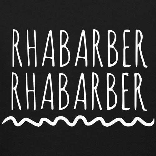 Rhabarber Rhabarber