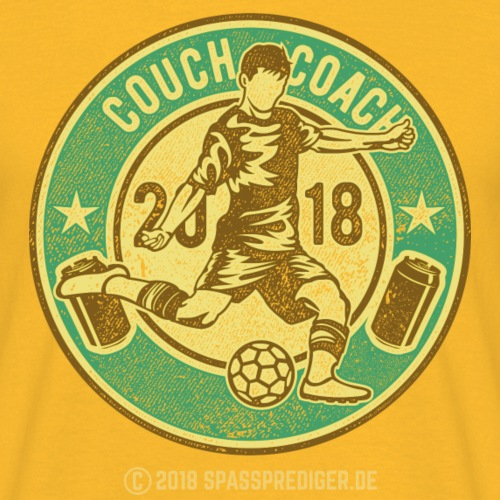 Couch Coach 2018 T-Shirts