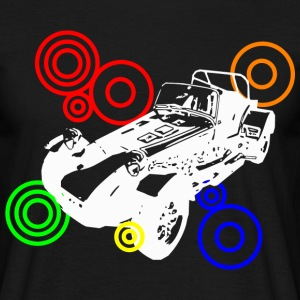 Funky Caterham - Men's T-Shirt