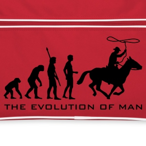 evolution_cowboy_b Tassen - Retro-tas