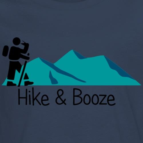 hike and booze