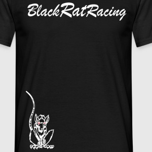 BlackRatRacing - Men's T-Shirt