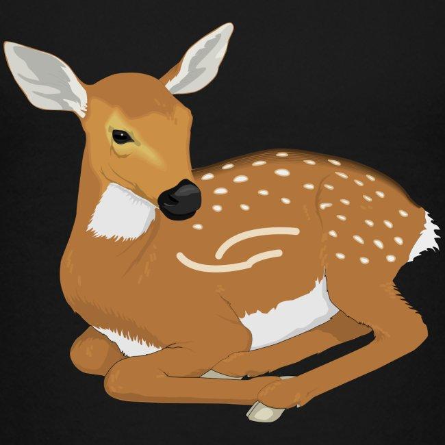 Hertenjong kinder t-shirt