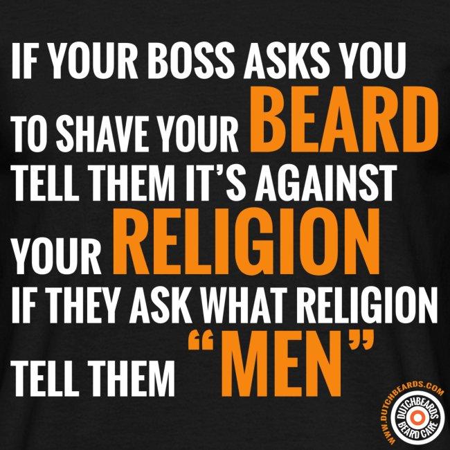 Religion Men